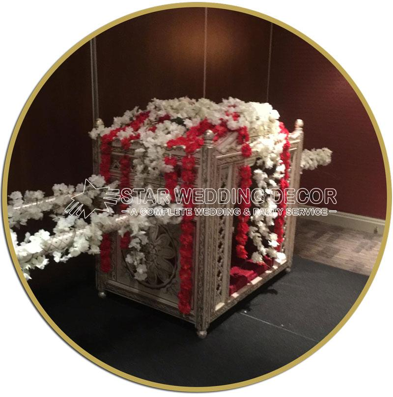 Wedding Altar Hire Uk: Star Wedding Decor